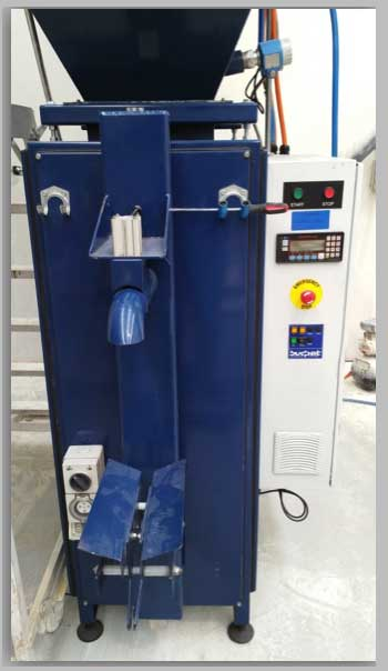 Budpak Automatic valve packing machine